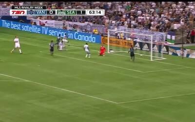Vancouver regresa a la vida con el gol del colombiano Fredy Montero