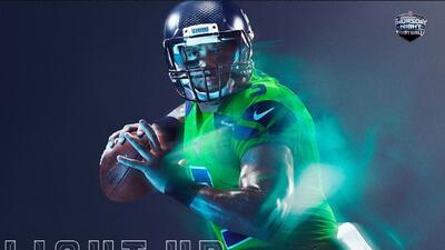 Los 'Thursday Night' se llenarán de color con los nuevos uniformes de la NFL