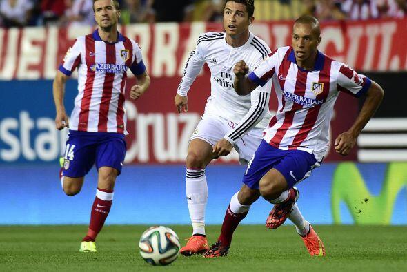 Cristiano Ronaldo empezó en el banco y su entrada no pudo cambiar el cur...