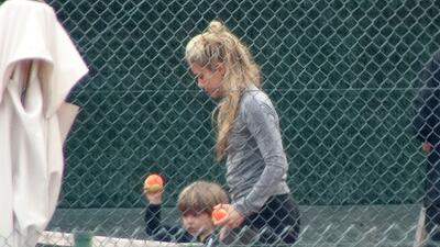 Shakira VS Galilea Montijo: mamás adorables entre patinetas y canchas de tenis
