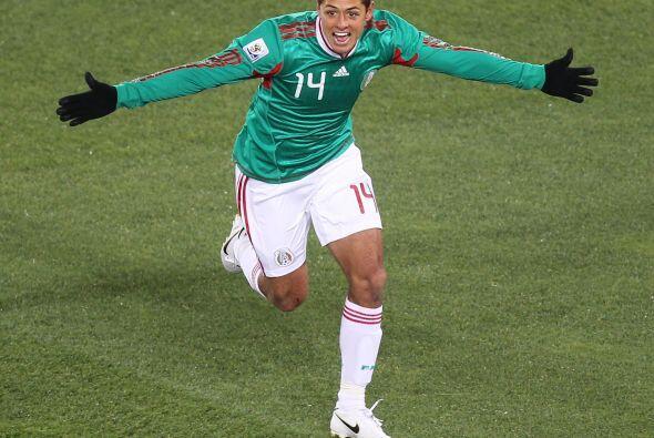 Francia fue el segundo rival que México tuvo que enfrentar en el Mundial...