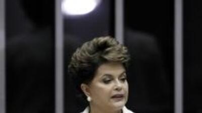 Dilma Rousseff asumió la presidencia de Brasil este 1 de Enero.