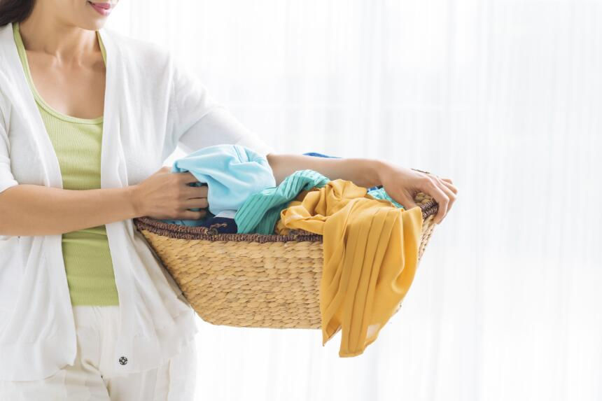 Es recomendable que toda la ropa este limpia. Cuando estés clasificando...