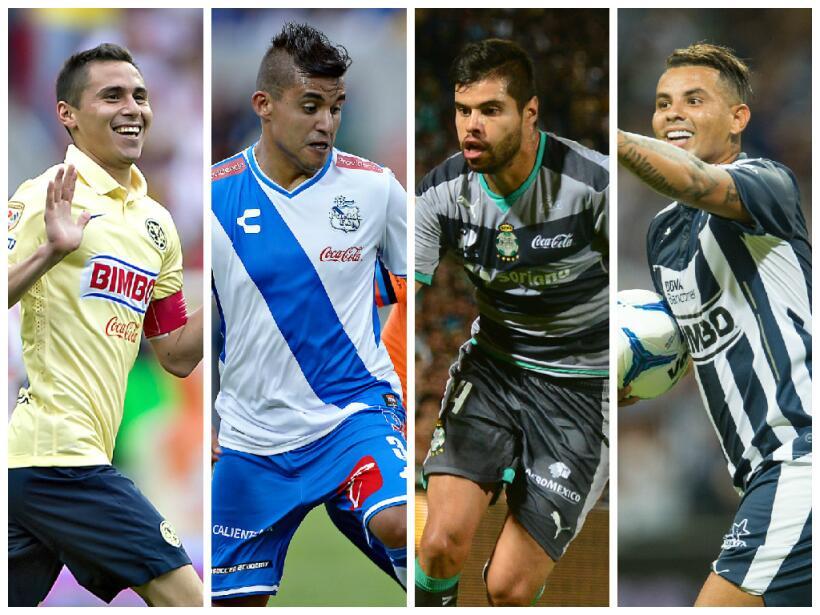 Ellos son el 11 ideal del Univision Deportes Fantasy