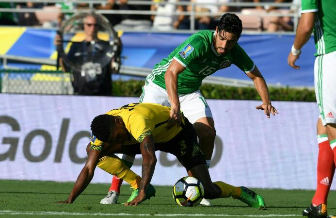 Ridículo nacional: México eliminado de la Copa de Oro GettyImages-821347...