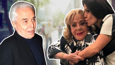 Enrique Guzmán le contesta a Alejandra Guzmán