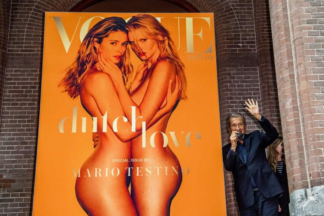 Doutzen Kroes, el ángel de Victoria's Secret que enamora en las pasa...