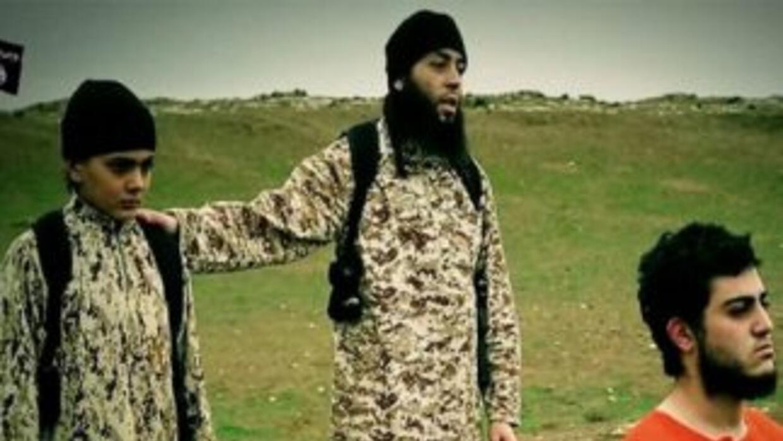 A través de un video Muhammad Musallam explica que tiene 19 años y que p...
