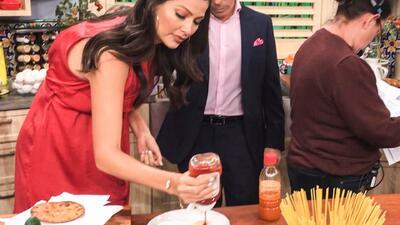 """""""Oh my god"""": Ana Patricia dejó sin palabras al doctor con su dieta de kétchup"""