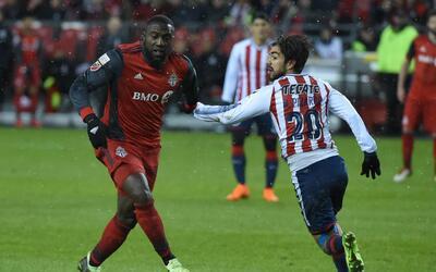 Jozy Altidore, Rodolfo Pizarro Toronto FC vs. Chivas Guadalajara