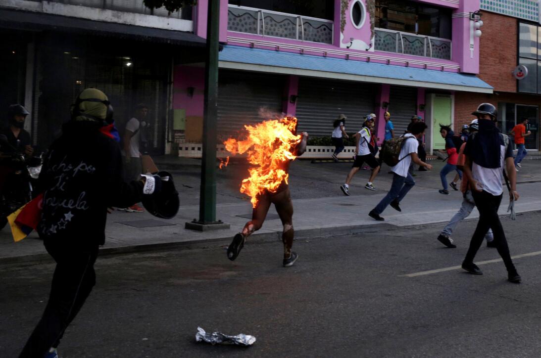 Fire Venezuela