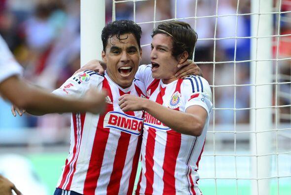 Las Chivas quieren sumar su segundo triunfo consecutivo como local tras...