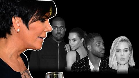 Kris Jenner defendió a su yerno Kanye West y habló sobre s...