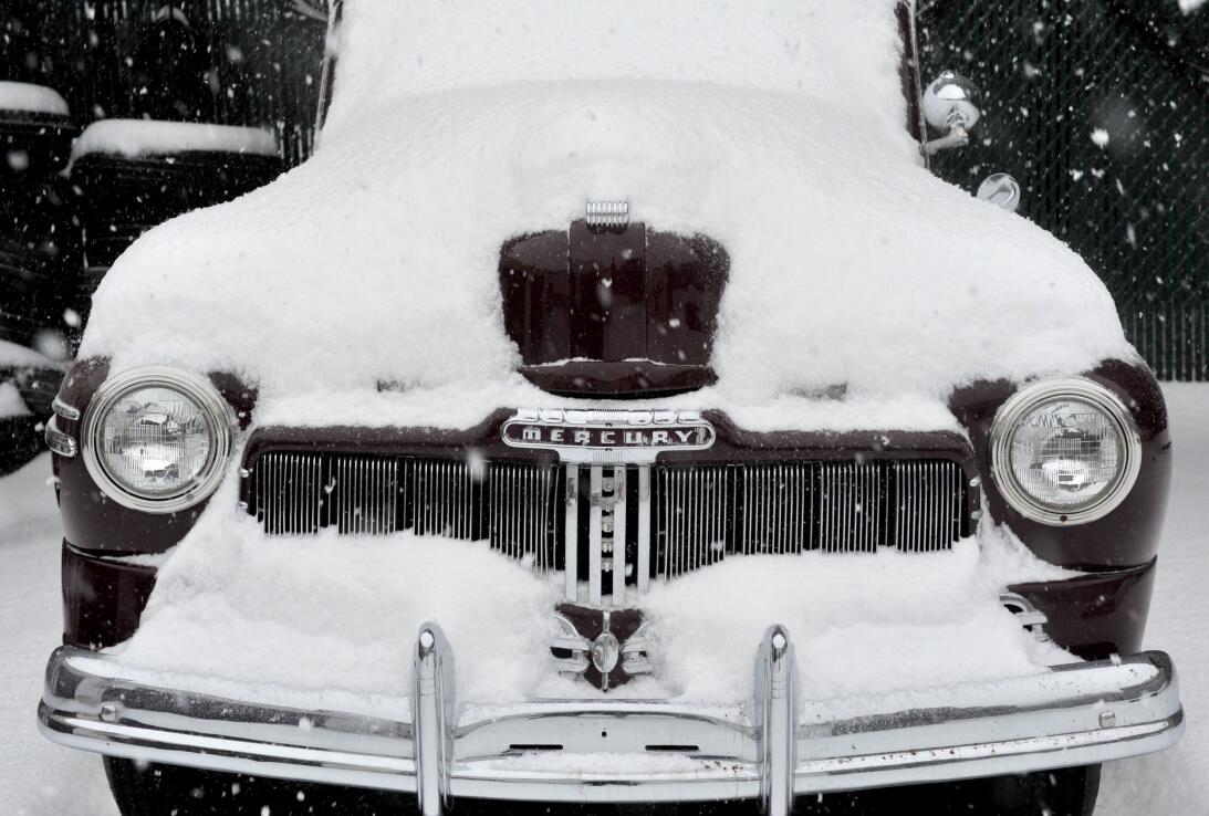 Snow Srtorm Connecticut