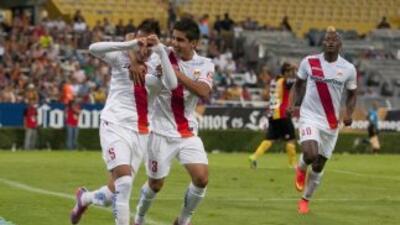 Monarcas Morelia por fin ganó en el Apertura 2014.