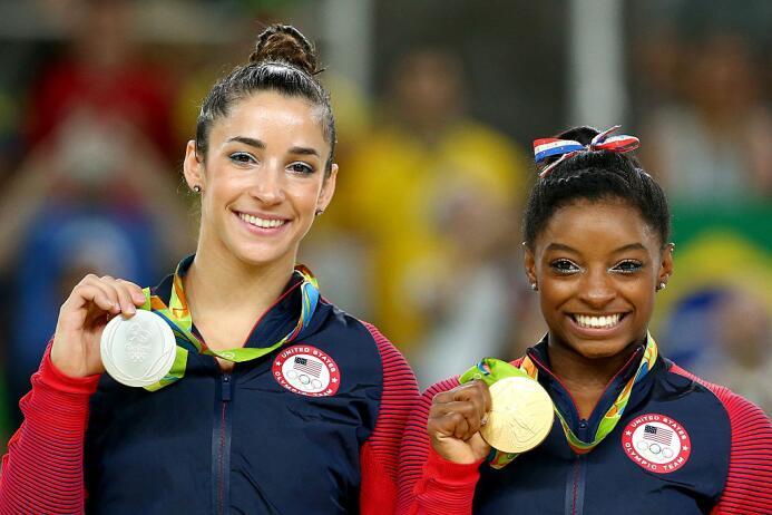 Simone Biles gana el oro en gimnasia artística en prueba de suelo, la pl...