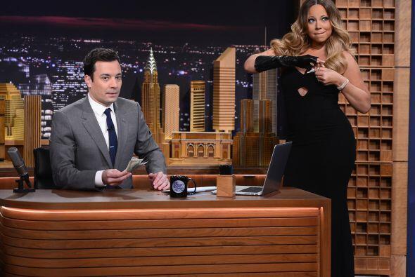 Mariah Carey Mira aquí los videos más chismosos.