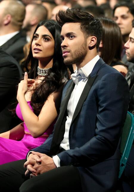 Prince y su novia