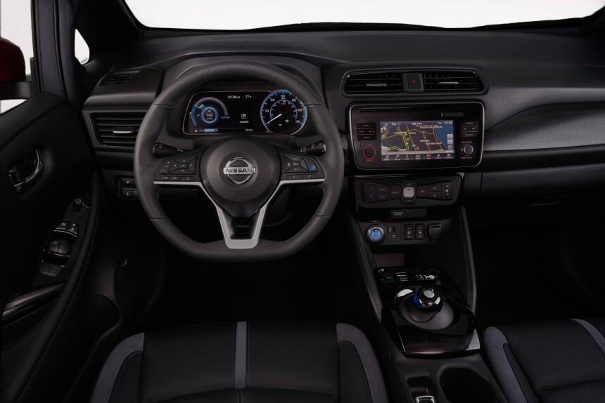 El nuevo Nissan Leaf 2018 en fotos 2018_Nissan_LEAF_US_29.jpg