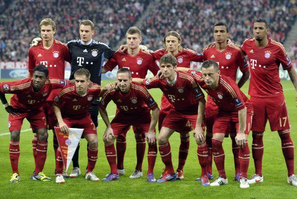 Alineaciones probables:  Bayern: Neuer; Lahm, Boateng, Badstuber, Alaba;...