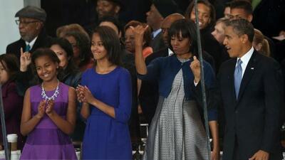Las mujeres de la familia Obama se han convertido en íconos de moda.
