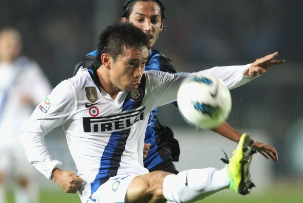 Por su parte, el otro equipo de Milán, el Inter, visitó al Atalanta.