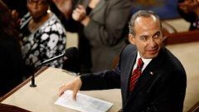 "Calderón afirma que México es ""aliado"" económico de Estados Unidos f8e74..."