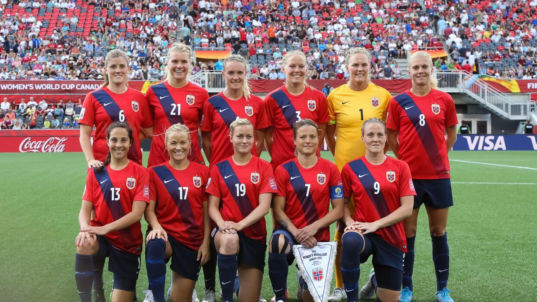 Las futbolistas  realizaron un falso documental acerca de las mujeres en...