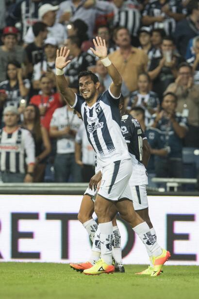 Atlas y Tigres empatan en duelo de la Jornada 8 gol-jorge-benitez-monter...