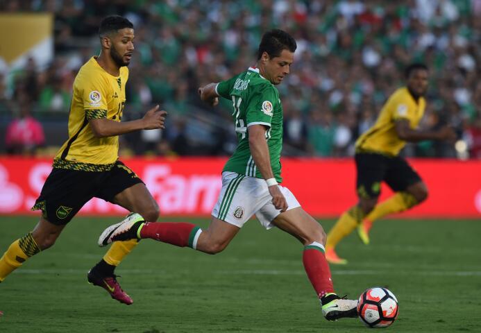 El ranking de los jugadores de México vs Jamaica 41-GettyImages-53913580...