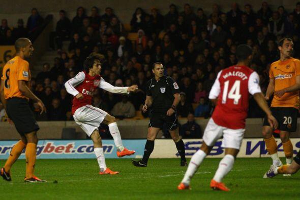 Hasta el minuto 69 se volvió a ver un gol en el partido.
