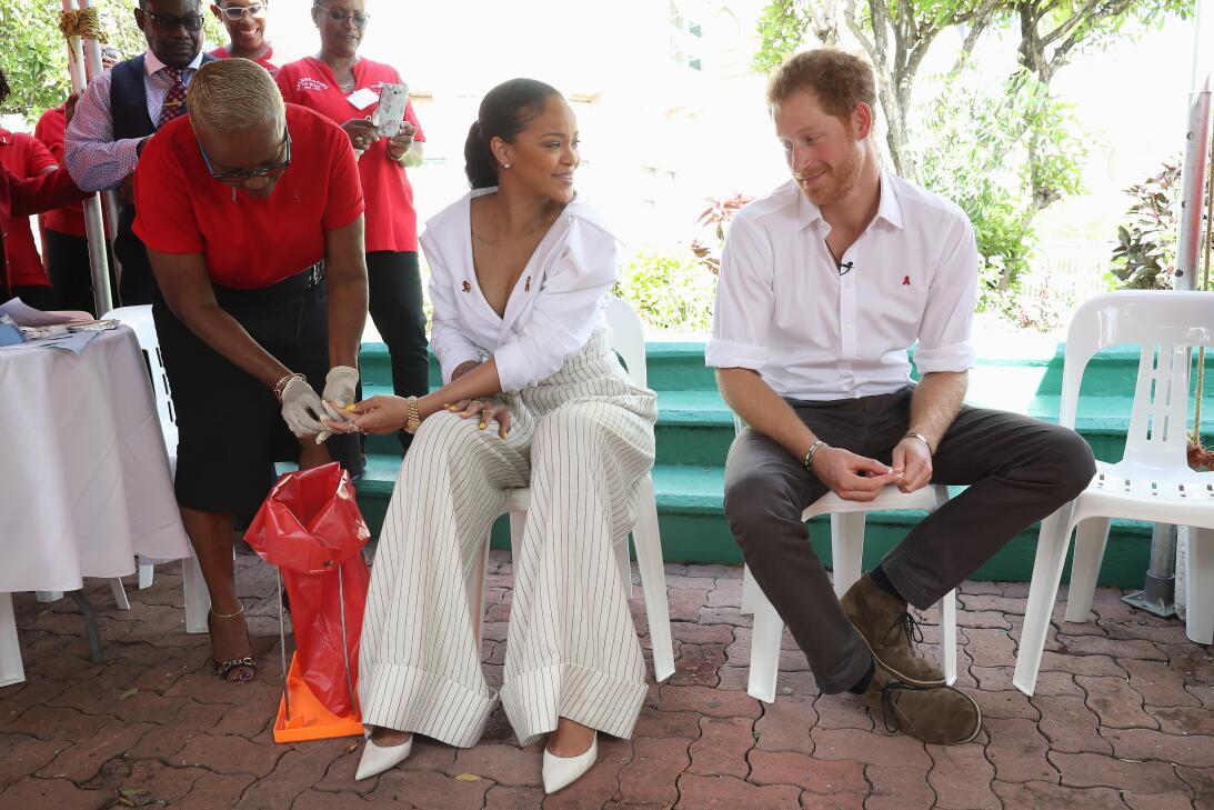 Dia del Sida Barbados