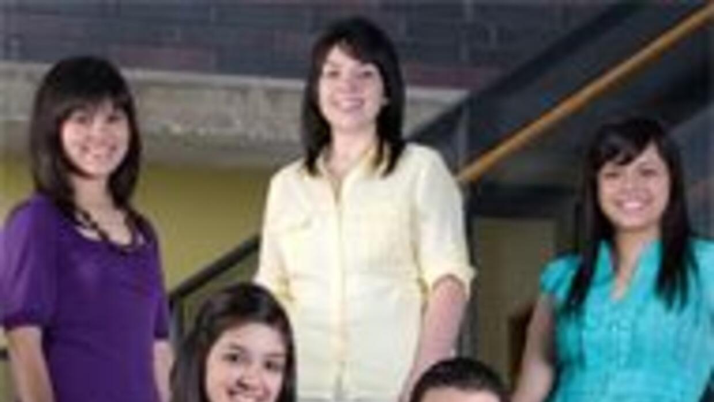 Zona Escolar Dallas, un programa televisivo hecho por estudiantes para e...