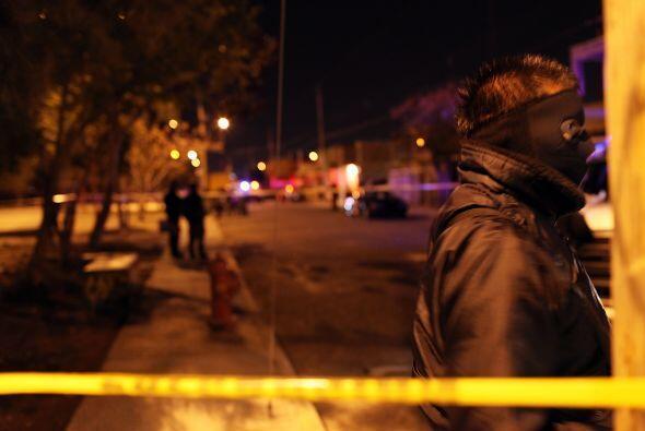 La violencia del crimen organizado dejó 15,200 muertos el año pasado, la...