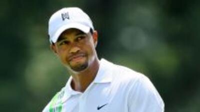 Woods no gana un torneo de la PGA desde hace casi 21 meses, tras los esc...