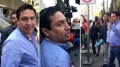 """""""Aquí estoy para lo que se me requiera"""": Julión Álvarez se presenta voluntariamente a la fiscalía mexicana"""