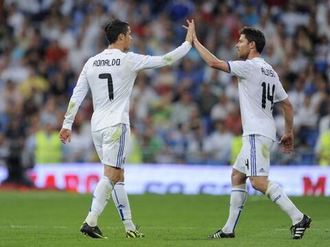 Real Madrid le propinó una goleada histórica al descendido...