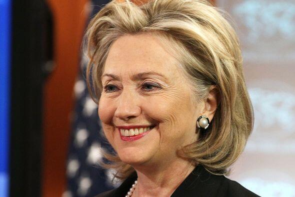 Hillary Clinton nació el  26 de octubre de 1947.