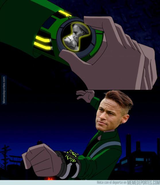 En memes: Neymar se inclina por los millones del PSG MMD_1024999_neymar_...
