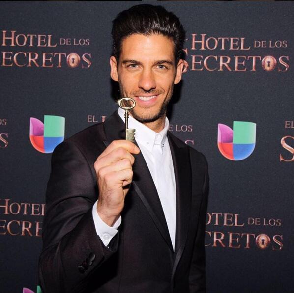 Presentación el Hotel de los Secretos