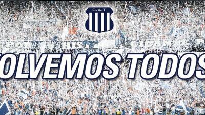 Talleres de Córdoba regresa a la primera división argentina después 12 años