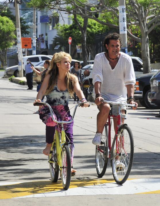 Shakira La Bicicleta