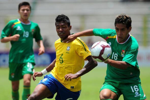 Los bolivianos suman un punto en dos partidos y deben enfrentar a Colomb...