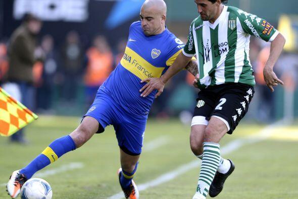 Con un cuadro titular, el Boca Juniors no pudo más que sacar el empate a...