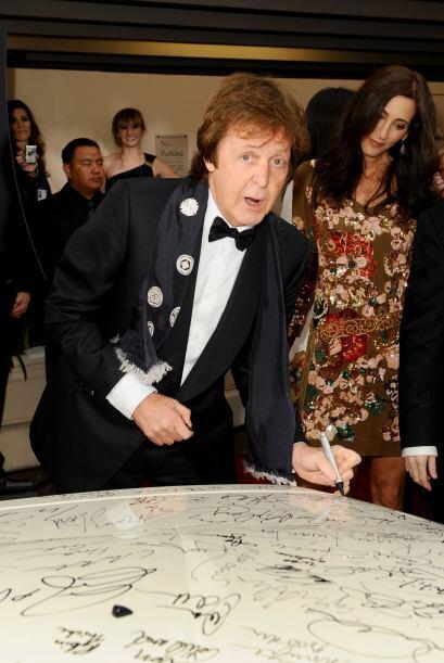 Paul McCartney Mira aquí lo último en chismes.