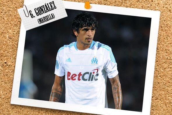 En el torneo francés, el argentino Luis González dio c&aac...