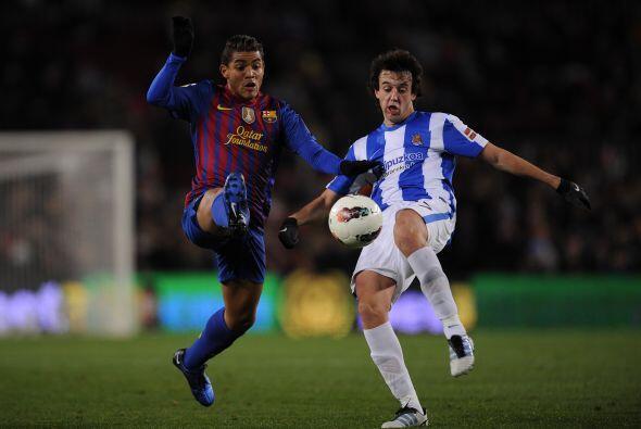 Jonathan Dos Santos, la salida del Barcelona B le ha venido bien al vola...