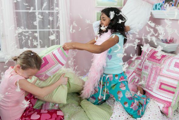 Por las dudas, te recomiendo ofrecerle a los niños los dulces lo más tem...