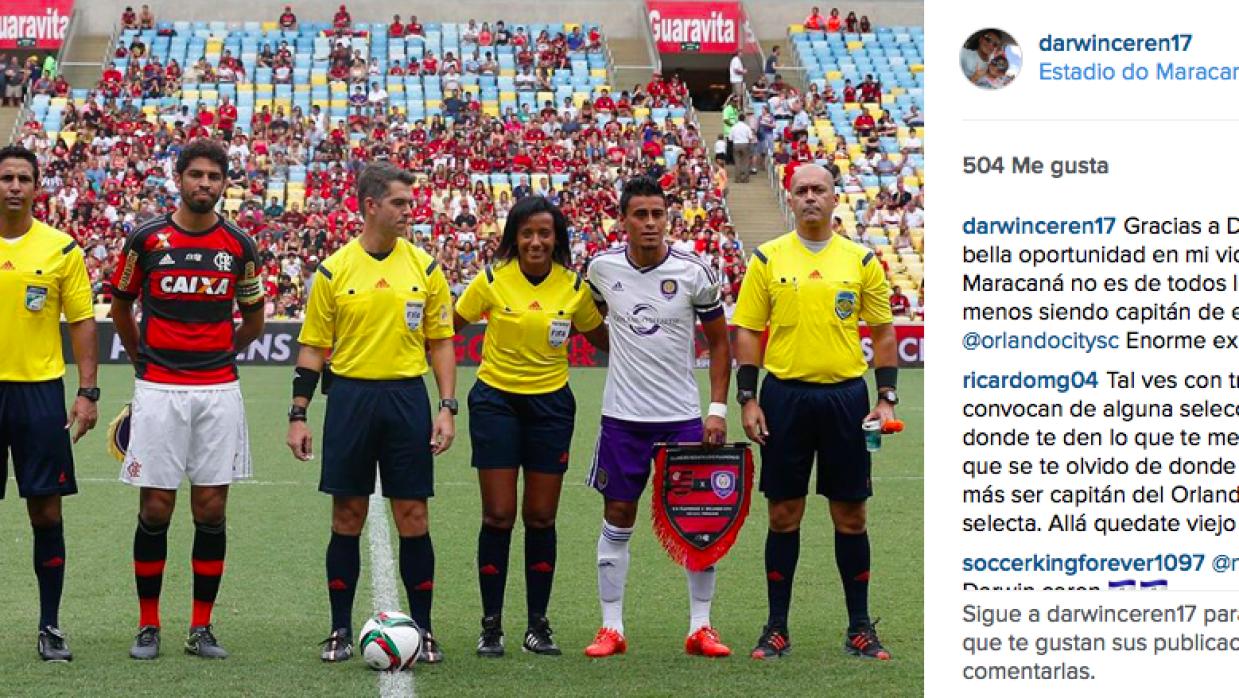 Orlando City y una histórica visita al Maracaná en un amistoso ante Flam...