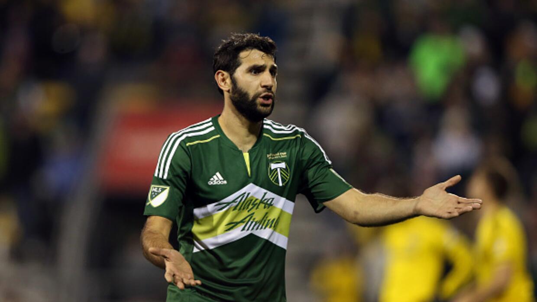 De la MLS a la Liga MX: Diego Valeri, mediocampista del Portland Timbers